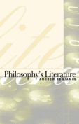 Philosophy's Literature