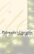 Philosophy's Literature
