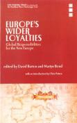Europe's Wider Loyalties