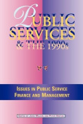 Public Services and the 1990s
