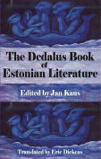 The Dedalus Book of Estonian Literature
