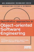 Quantitative Approaches in Object-oriented Software Engineering