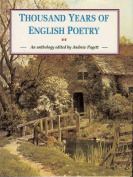 Thousand Years of English Poetry