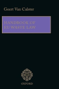 Handbook of EU Waste Law
