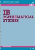 IB Mathematical Studies