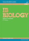 IB Biology - Option D