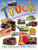 My Truck Sticker Activity Book