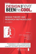 Proceedings of ICED'09, Volume 2, Design Theory and Research Methodology