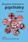 Research Methods in Psychiatry