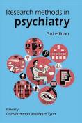 Research Methods in Psychiatry