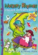 Nursery Rhymes Sticker Activity Book