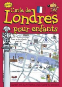 Guy Fox Carte de Londres Pour les Enfants [FRE]