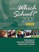 Which School?