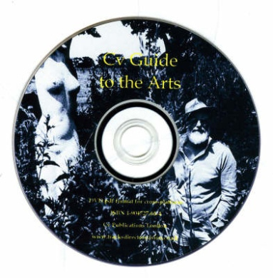 Guide to the Arts: CV Journal of Art and Crafts: v. 1-5: 1982-92 (CV/Visual Arts Research)