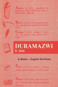 Duramaxwi. A Shona-English Dictionary