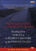"Readings from"" Voices of a People's History of the United States"""