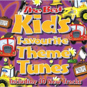 The Best Kids' Favourite Theme Tunes [Audio]