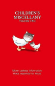 Children's Miscellany Volume 2