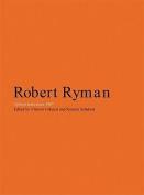 About Robert Ryman