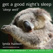 Get a Good Night's Sleep [Audio]