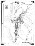 Girvan 1856 Map