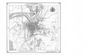 Lancaster 1845 Map