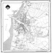 Ayr 1854 Map