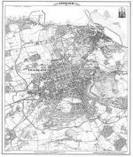 Edinburgh 1877 Map