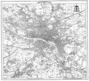 Glasgow 1857 Map