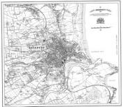 Aberdeen 1866 Map