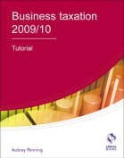 Business Taxation Tutorial