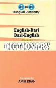 English-Dari & Dari-English One-to-One Dictionary - Script & Roman
