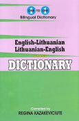 English-Lithuanian & Lithuanian-English One-to-one Dictionary