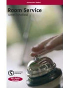 Room Service - Book and Audio CD