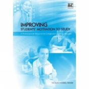 Improving Students' Motivation to Study