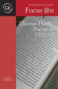 Thomas Hardy - Poems of 1912-13