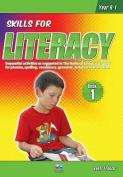 Skills for Literacy: Bk. 1