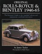 Original Rolls Royce and Bentley