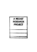 A Neoist Research Project