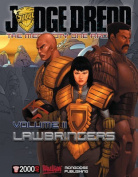 Judge Dredd: The Mega-city One Archives