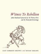 Witness to Rebellion