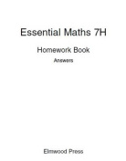 Essential Maths 7H Homework Book Answers