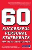 60 Successful Personal Statements