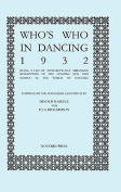 Who's Who in Dancing, 1932