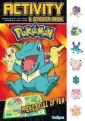 """Pokemon"" Activity Sticker Book"