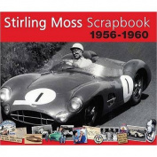 Stirling Moss Scrapbook 1956 - 1960