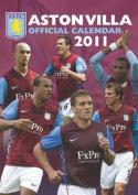 Official Aston Villa FC 2011 Calendar