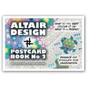 Altair Design Pattern Postcard