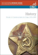 IB History - Route 2 Standard and Higher Level