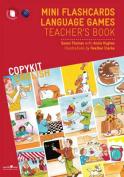 Mini Flashcard Language Games - Teacher's Book